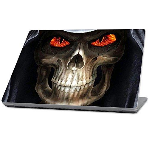 【史上最も激安】 MightySkins Protective Durable and Unique Vinyl Unique Reaper wrap cover Durable Skin for Microsoft Surface Laptop (2017) 13.3 - Evil Reaper Tan (MISURLAP-Evil Reaper) [並行輸入品] B07898FZR8, 富士コンタクト:65080746 --- senas.4x4.lt
