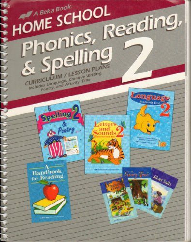 Curriculum guides for reading writing spelling and mathematics