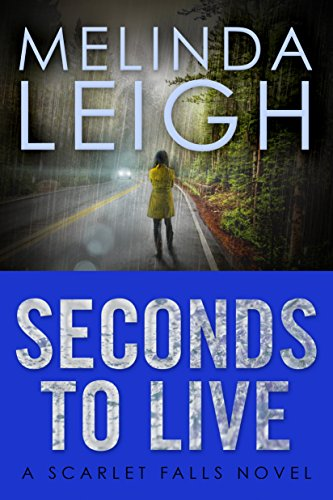Pdf Thriller Seconds to Live (Scarlet Falls Book 3)