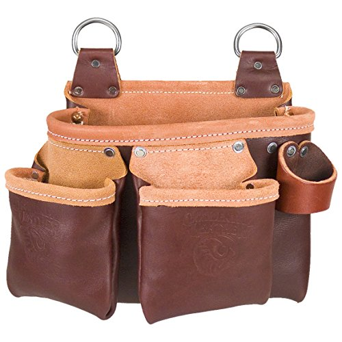 Occidental Leather 5064 Beltless 5017DB - Beltless Tool Bag