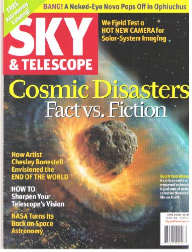 Sky and Telescope Magazine June 2006: A Collision with a Wayward ()