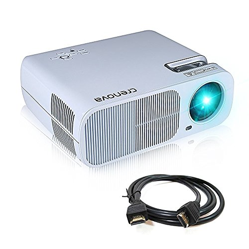 06. Crenova XPE600 BL20 2600 Lumen Video Projector Review
