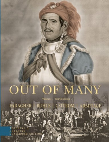 Out of Many, TLC Edition Volume I, Revised Printing for sale  Delivered anywhere in USA