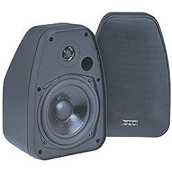 BIC VENTURI ADATTO DV52SI 5.25 Adatto Indoor/Outdoor Speakers (Black) consumer electronics