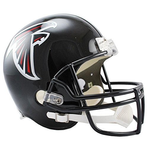 (Riddell Atlanta Falcons Officially Licensed VSR4 Full Size Replica Football Helmet)