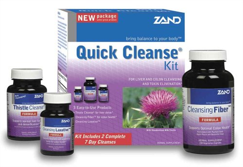 Zand Quick Cleanse Kit 3btl