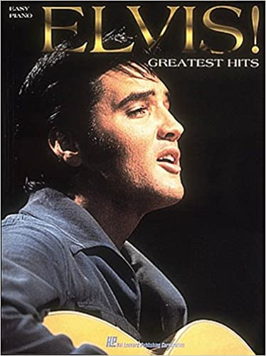 Greatest Hits for Easy Piano Elvis