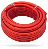 8 gauge power wire - InstallGear 8 Gauge Red 25ft Power/Ground Wire - OFC (99.9% Oxygen-free Copper)