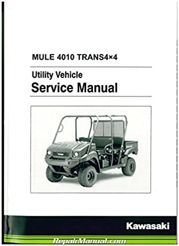 2016 Kawasaki Mule 600 Manual - Wiring Library •