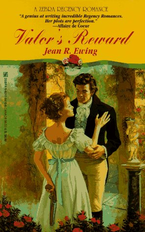 book cover of Valor\'s Reward