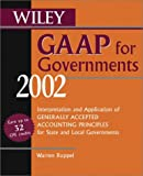GAAP for Governments 2002, Ruppel, 0471438979