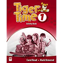 Tiger Time. Activity Book-1
