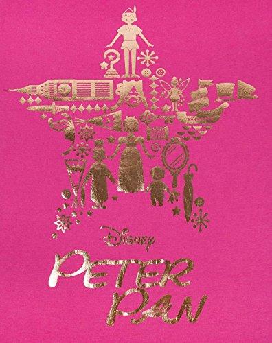 Disney Peter Pan Gold Foil Women's T-Shirt