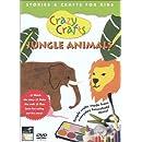 Crazy Crafts: Jungle Animals