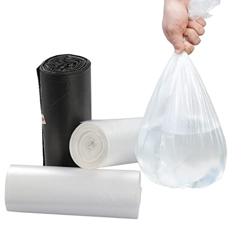 Amazon.com: Nicesh 7 Gallon Kitchen Trash Can Liners, 75 Counts ...