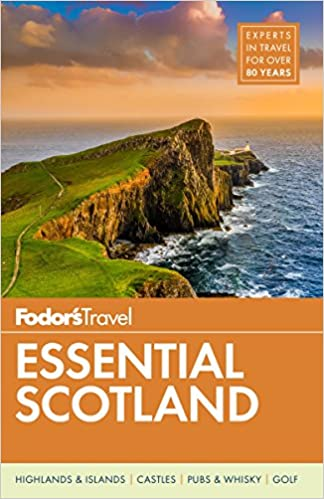 The Fodor's Essential Scotland travel product recommended by Dev Tantia on Lifney.