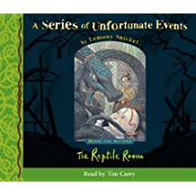 A Series of Unfortunate Events (2) - Book the Second - The Reptile Room
