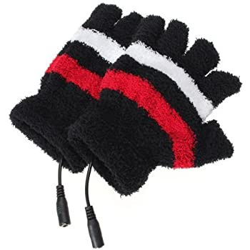 Amazon.com: ieasysexy Winter Warm Gloves,USB 2.0