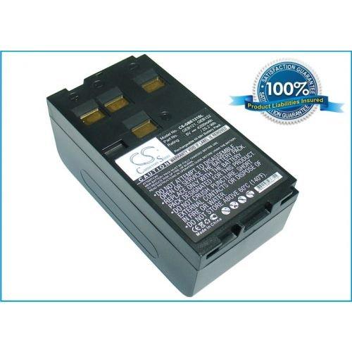 Price comparison product image VINTRONS 4200mAh GEB121,  GEB122 Battery Leica 400,  700,  800