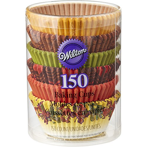 Wilton Fall Baking Cups, 150/Pack
