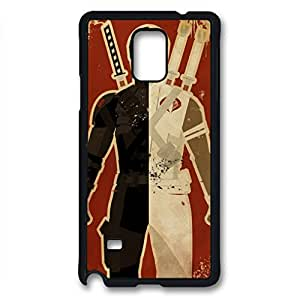 Blood Brothers Samsung Galaxy Note 4 Case Cover Hard PC Black