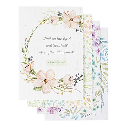 (Sympathy - Inspirational Boxed Cards - Botanical Frames)