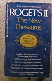 Roget's II New Thesaurus, Penguin Books Staff, 042507319X
