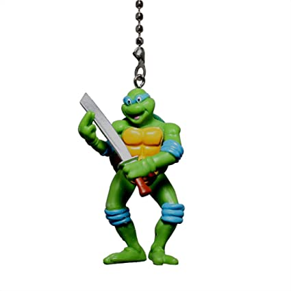 Teenage Mutant Ninja Turtles Character Ceiling Fan Pull (Leonardo)