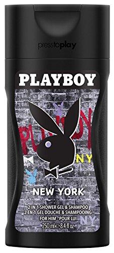 Playboy New York men Shower Gel, 250 ml