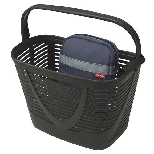 KLICKfix by Rixen & Kaul Lamello Mini basket - black
