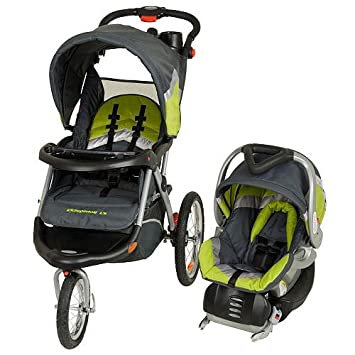 Amazon Com Baby Trend Expedition Elx Travel System Stroller