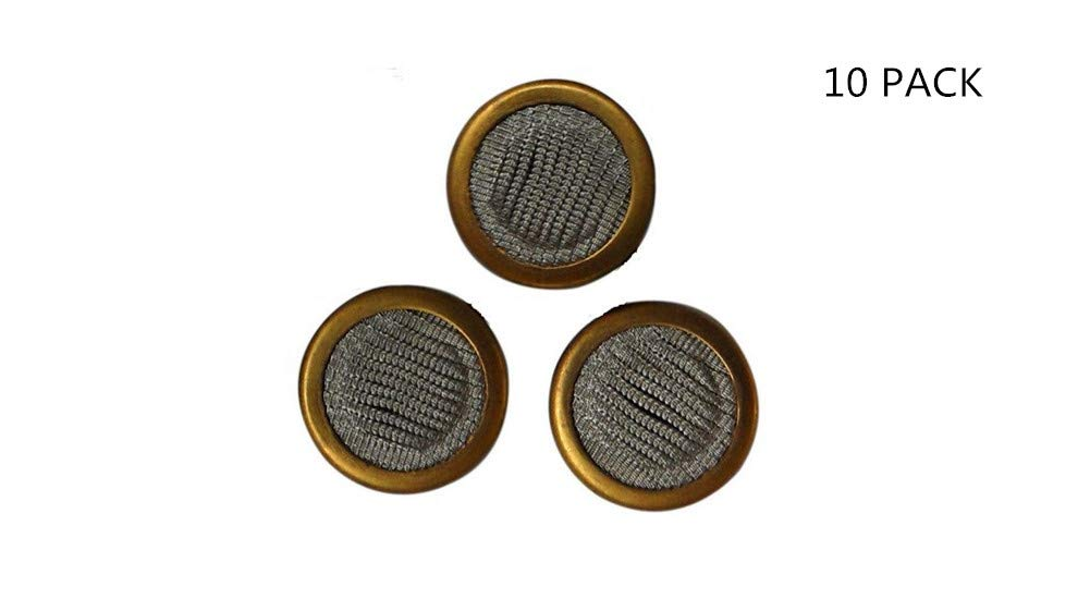 Aftermarket Moog Servo Valve Filter Disc Assembly 15.85 mm Filtration Accuracy 200 microns 10 Pack