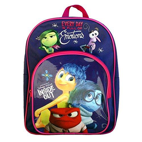Inside Out Disney Pixar - Bambini Zaino Scena Emozioni 24 x 31 x 11 cm