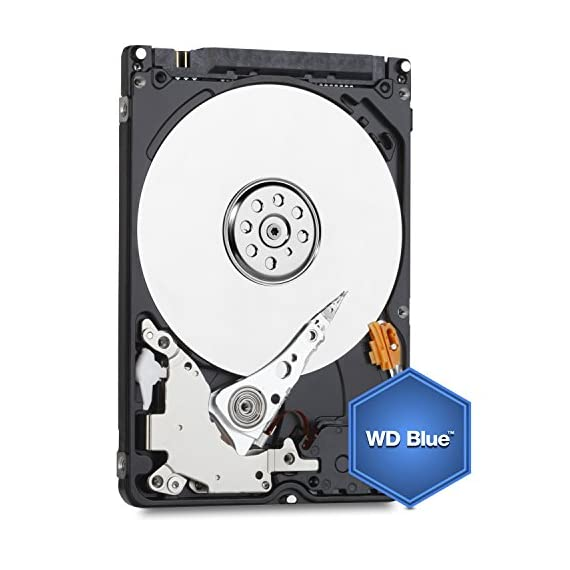 WD Blue 500GB Mobile Hard Disk Drive - 5400 RPM SATA 6 Gb/s 7.0 MM 2.5 Inch - WD5000LPCX 5 Reliable everyday computing WD quality and reliability Free Acronis True Image WD Edition cloning software