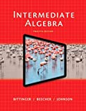 img - for Intermediate Algebra (12th Edition) book / textbook / text book