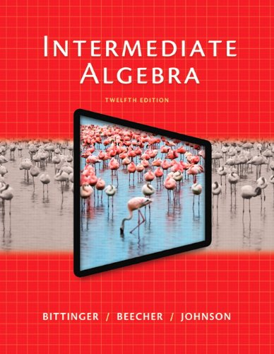Intermediate Algebra Text (Paper)