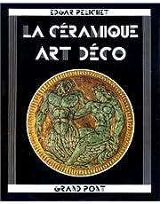 La céramique art déco