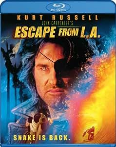 John Carpenter's Escape From L.A. [Blu-ray]