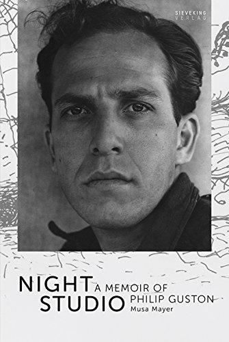 Night Studio. A Memoir of Philip Guston (Philips Studio)