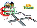 Little Treasures Toy, Deluxe Parking Maze Party Parking Lot