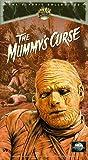 The Mummy's Curse [VHS]