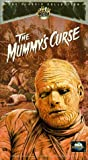 The Mummy's Curse [VHS]