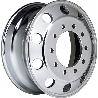 "Accuride Enhanced Finish Aluminum 22.5"" x 8.25"" Wheel (41644ANP) Peterbilt Kenworth - TRP Brand"