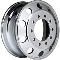 "Accuride Enhanced Finish Aluminum 22.5"" x 8.25"" Wheel (41644ANP) Peterbilt Kenworth - TRP Brand"