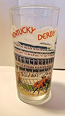 Kentucky Derby Official 1979 Derby Glass -- Churchill Downs