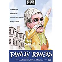 Fawlty Towers - Gourmet Night/The Germans/Communication Problems/The Psychiatrist
