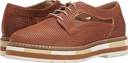 Summit by White Mountain Women's Bexley Cognac Textured Leather 40 ()