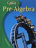img - for Pre-Algebra, Student Edition (Glencoe Mathematics) book / textbook / text book