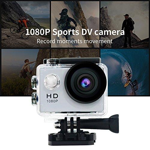30M Waterproof Sport DV-Mini Sports 1080P HD Action Camera A