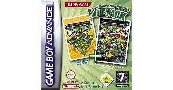 Teenage Mutant Ninja Turtles [Double Pack]: Amazon.es ...